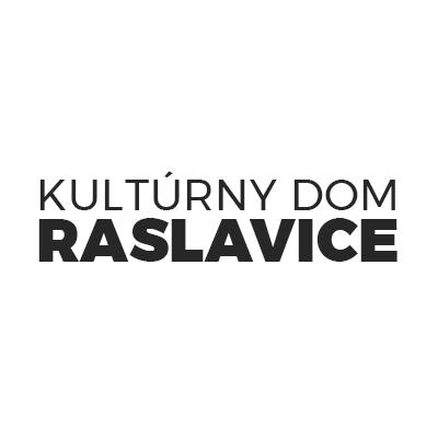 Kultúrny dom RASLAVICE - CREATIVIA referencia